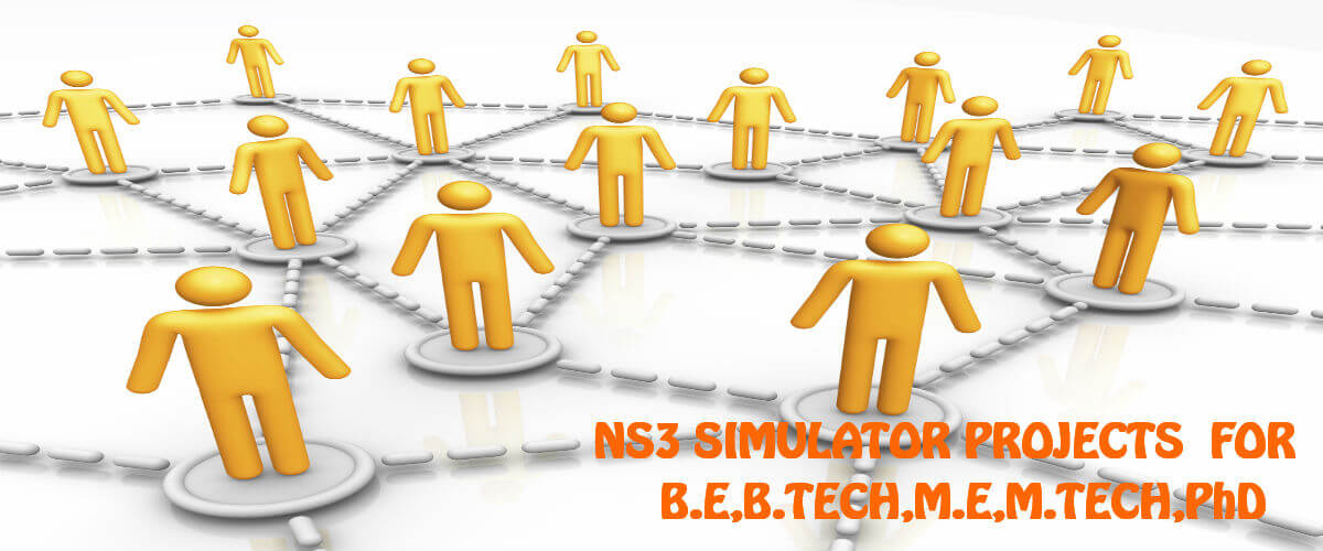 NS3 SIMULATOR PROJECTS